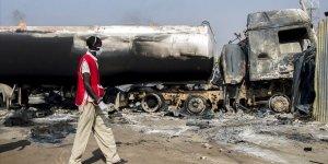 Nijerya'da Tanker Patladı: 50 Kişi Hayatını Kaybetti