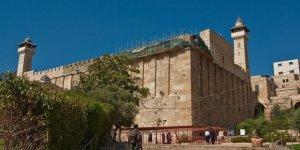 İsrail Harem-i İbrahim Camisinde 294 Defa Ezanı Yasakladı