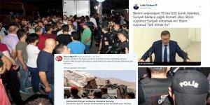 Arap Düşmanlığıyla Dolu Kemalist Kafa, Suriyeliler'e İyilik Düşünecek Değildi Zaten!