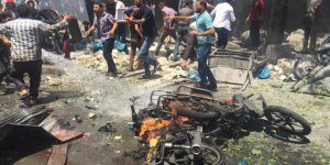El-Bab'da Eş Zamanlı Patlamalar