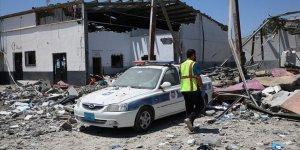 Hafter'in Sözcüsü Göçmen Katliamını İtiraf Etti