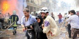 'Esed Rejimi 6 Ayda Bin 500'den Fazla Varil Bombası Kullandı'