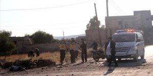 İdlib'e Saldıran Katil Esed ve Rusya 2'si Çocuk 4 Masumu Daha Katletti!