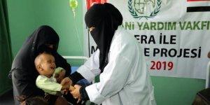 İHH'dan Yemen'e İlaç Desteği