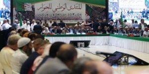 Cezayir'de Muhalefet Diyalog İçin Şartlarını Açıkladı
