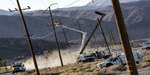 California'daki Deprem 100 Milyon Dolarlık Hasara Yol Açtı