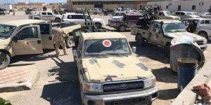 UMH Birliklerinden Trablus Havalimanı'na Operasyon
