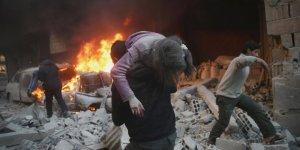 Rusya ve Rejim İdlib'de İki Ayda 544 Sivil Katletti