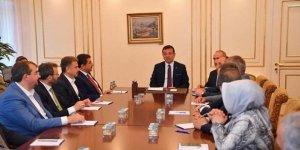 AK Partili Belediye Başkanları, İmamoğlu'nu Ziyaret Etti!
