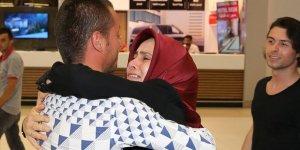 Hafter Çetesinden Kurtulan Gemiciler Türkiye'ye Döndü
