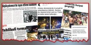 Suriyelilerle İlgili Olumlu-Olumsuz Algıların Oluşmasında Medyanın Etkisi
