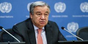 BM Genel Sekreteri Guterres'ten İdlib Mutabakatı Çağrısı