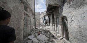 İdlib'e Saldıran Katil Esed ve Rusya 11 Masumu Daha Katletti!