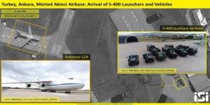 İsrail S-400 Sevkiyatının Uydu Görüntülerini Ne Amaçla Paylaştı?