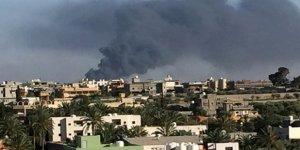 """""""BAE Libya'da Sivil Hedefleri Vurmaya Devam Ediyor"""""""