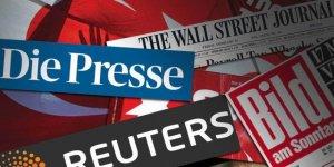 15 Temmuz Darbesini Buharlaştıran Batı Medyası