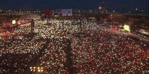 Binlerce Kişi '15 Temmuz Buluşması'nda Bir Araya Geldi