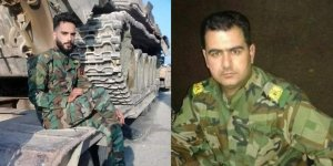 Esed'in İki Subayı Hama'da Öldürüldü
