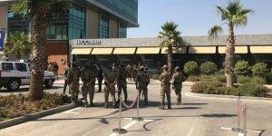 Erbil'de Türkiyeli Diplomatlara Saldırı