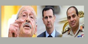 Kılıçdaroğlu Mısır ve Suriye'deki Kardeşlerine Selam Yolluyor!