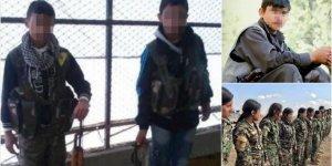 YPG/PKK Çocukları Militan, Okulları Mühimmat Deposu Yaptı