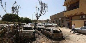 Libya'da Hafter Güçlerinin Roketli Saldırısında 2 Sivil Öldü