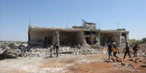 Suriye'de Koalisyon Saldırısında 5 Sivil Öldü