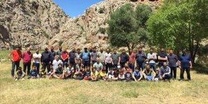 Adana Özgür-Derli Babalar ve Çocukları Kamp Yaptılar