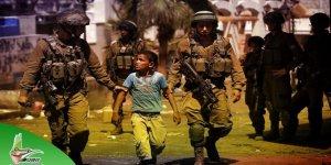 İşgal Güçleri Gazze Şeridi'nin Güneyinde İki Çocuğu Gözaltına Aldı