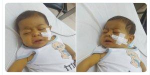 Sağlık Bakanlığı Suriyeli Emin Bebeği Göz Göre Göre Ölüme mi Yollayacak?