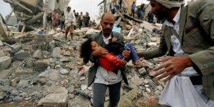 Yemen'de Son Bir Yılda 1689 Çocuk Öldürüldü