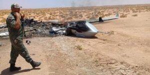 Libya'da Hafter'e Ait İHA Düşürüldü