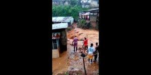 Sierra Leone Sular Altında Kaldı: 12 Kişi Hayatını Kaybetti