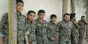 YPG Çocukları Zorla Saflarına Katıyor