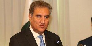Pakistan Dışişleri Bakanı Kureyşi'den BM'ye Keşmir Mektubu