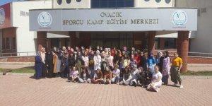 Özgür-Der Ortaokul-Lise Kız Öğrenciler Yaz Kampı Sona Erdi