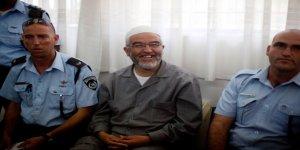 İşgal Mahkemesi Şeyh Raid Salah'ın Bayram Namazı Kılmasına Müsade Etmedi
