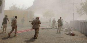 Aden'deki Çatışmalar Cumhurbaşkanlığı Sarayına Yaklaştı