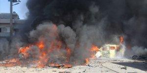 Suriye'nin Kuzeyinde Bombalı Saldırı: 1 Ölü, 6 Yaralı
