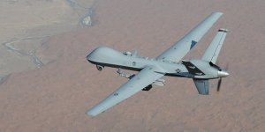 Bağdat'ta ABD'ye Ait İnsansız Hava Aracı Düştü