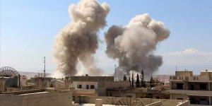Rejim Güçleri İdlib'de Bir Beldeyi İşgal Etti
