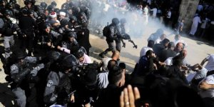 Bin 729 Fanatik Yahudi Mescid-i Aksa'ya Baskın Düzenledi