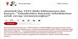 Mustafa Kemal ve Dini Bayramlar