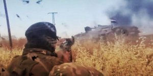 Hama Kırsalında Şiddetli Çatışmalar