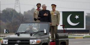 Pakistan Cumhurbaşkanından Hindistan'a Cammu Keşmir Resti