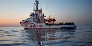 Open Arms Gemisindeki 27 Çocuk İndirildi