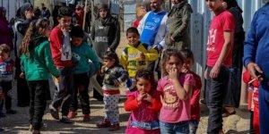 Lübnan Suriyeli Muhacirlerin Evlerini Yıkıyor!