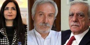Diyarbakır, Mardin ve Van Büyükşehir  Belediyelerine Kayyum Atandı