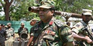 Sri Lanka'da Orduda Tartışmalı Terfi