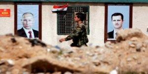 'Suriye'de Bir Rus General Öldürüldü'